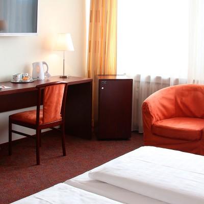 Andi Stadthotel Doppelzimmer